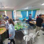 BotStem workshop at Apostolos Loukas Primary in Nicosia, Cyprus
