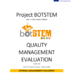 BOTSTEM _ Quality Management Evaluation